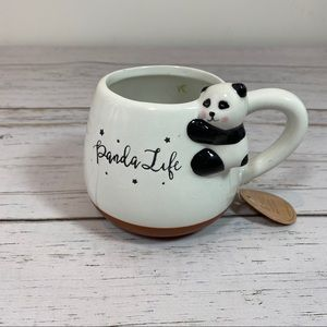 Eccolo World Traveler Panda mug.